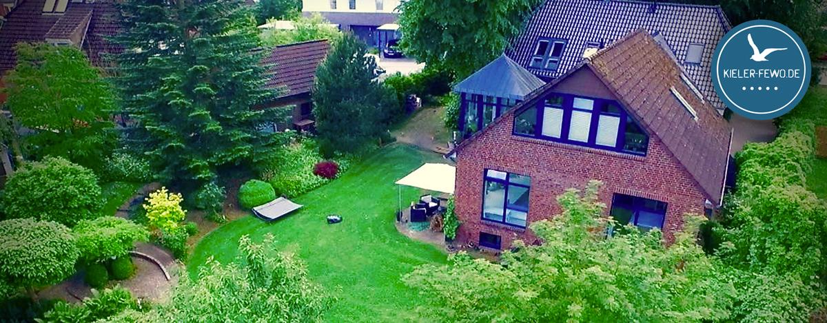 Ferienwohnungen in Kiel - Wellsee