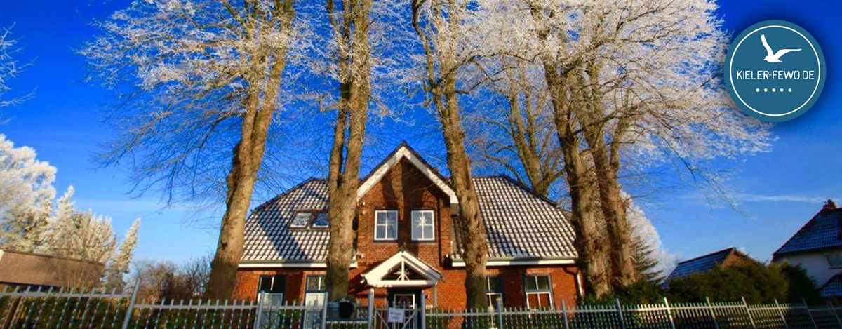 Ferienwohnungen in Kiel - Auch im Winter